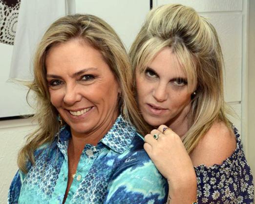 Márcia Veríssimo e DJ Scarlet