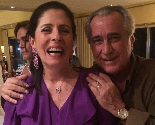 Regina e Leleco Barbosa