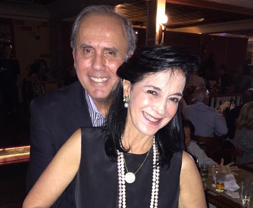 Sergio e Monica Clark