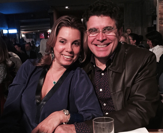 Tania e Wilson Pereira