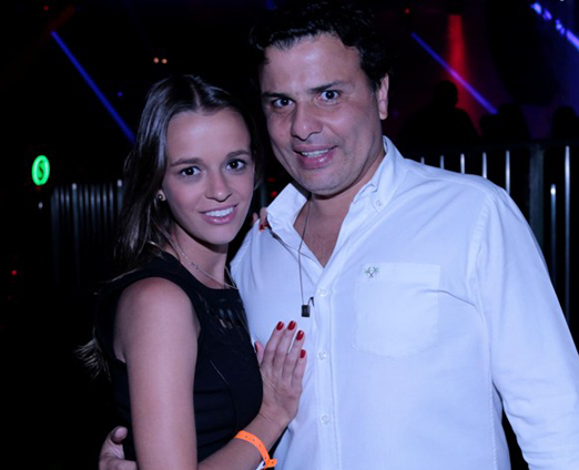 Victoria Gordon e Fabio Fronterotta
