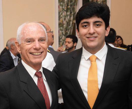 Alexandre Ibitinga e Carlos Perez
