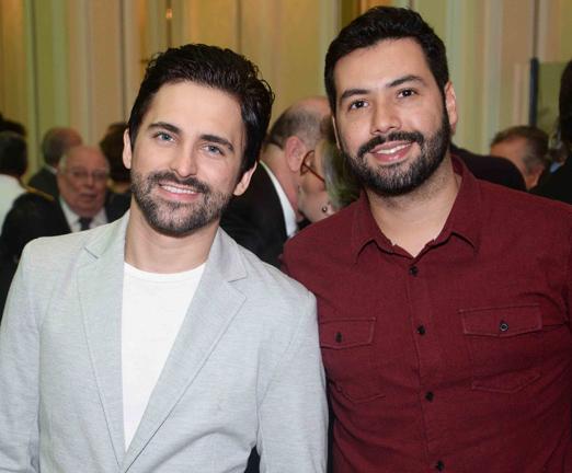 Anderson Thives e Murilo Quintão