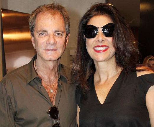 Edgar Moura Brasil e Patricia Brandão