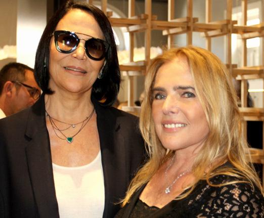 Liz Machado e Laja Zylberman
