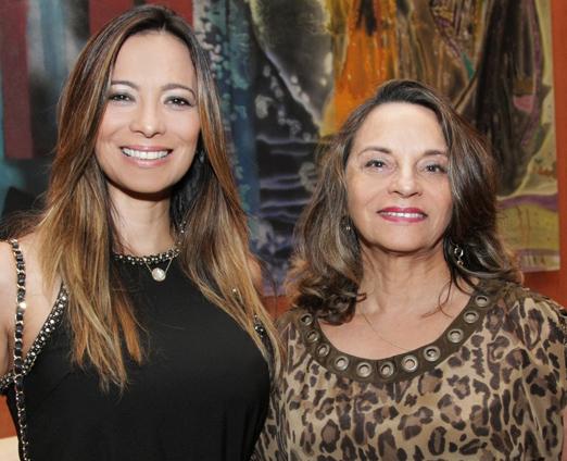 Marcia Romao e Maria Araujo