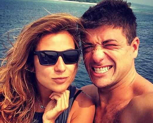 Paula e Ramon