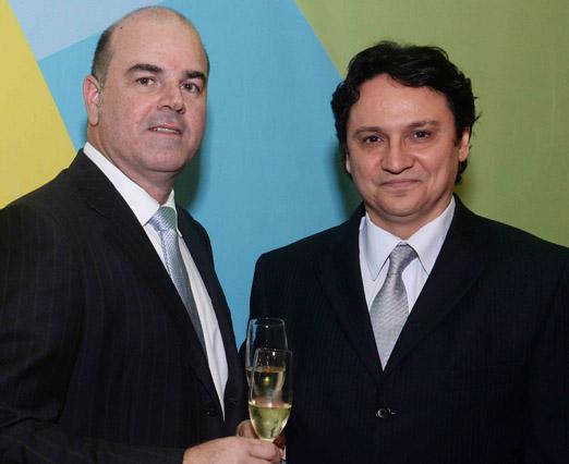 Sergio Queiroz e Marcelo Copello