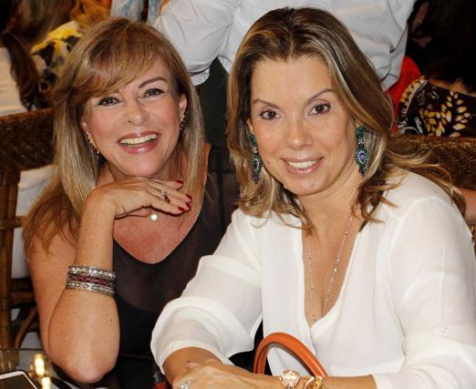 Suely Bedran e Tania Pereira