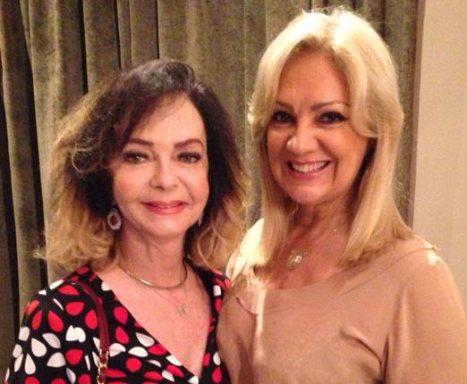 Vera Loyola e Alda Soares