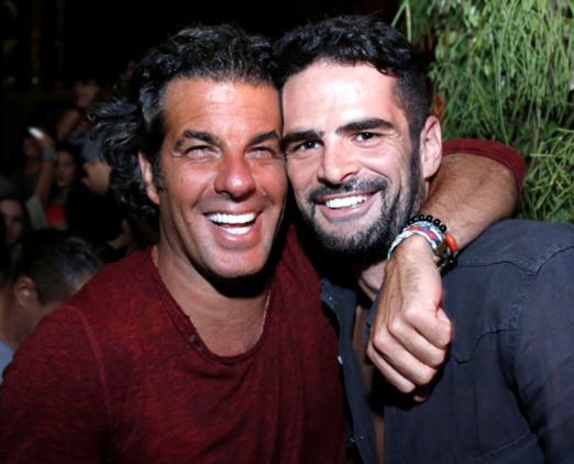 Álvaro Garnero e Tiago Camilo