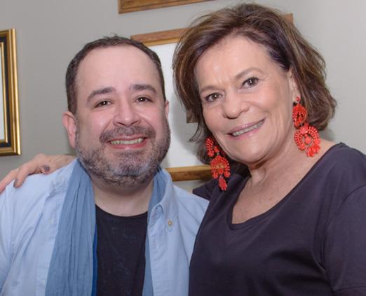 Alberto Santiago e Cristina Dell'Amore