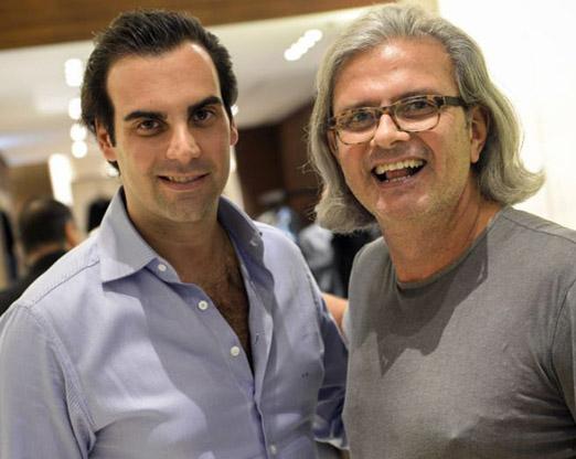 Alexandre Furmanovich e Jorge Elias