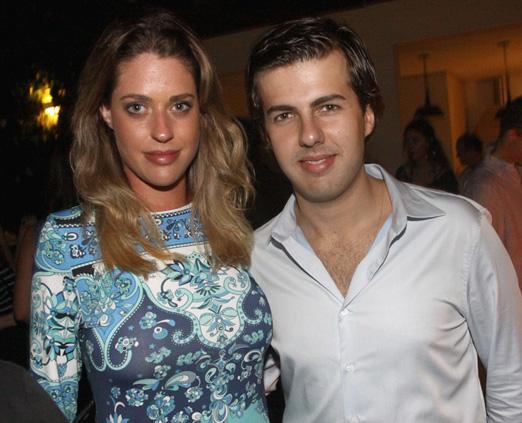 Anna Botelho do Amaral e Gabriel Furlan