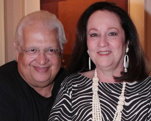Beth e Carlos Alberto Serpa