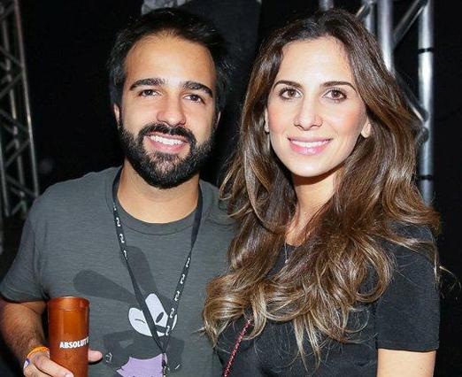 Bruno Dias e Natalia Fusco
