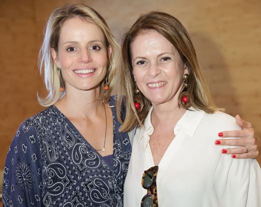 Carol Andrade e Ana Costa