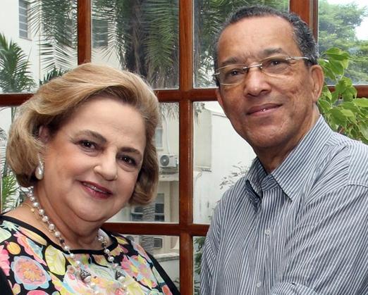 Cristina Aboim e Amaro Leandro Barbosa