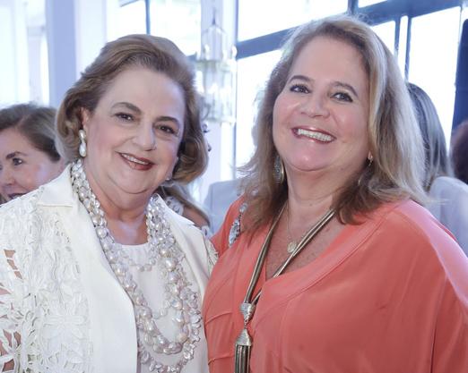 Cristina Aboim e Renata Fraga