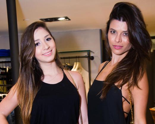 Gabriela Bevilaqua e Michele Pin