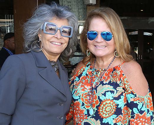 Gisella Amaral e Renata Fraga