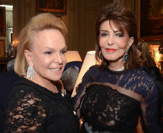 Helena Mottin e Renee Behar