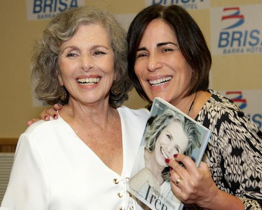 Irene Ravache e Glória Pires