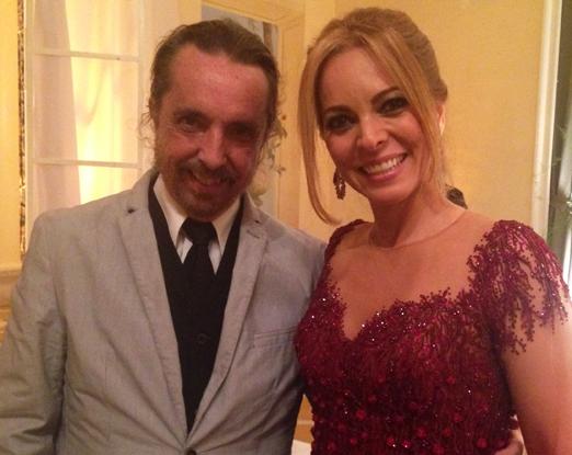 Marcello Borges e Fabiola David