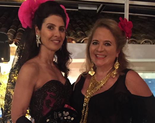 Maria Pia e Renata Fraga