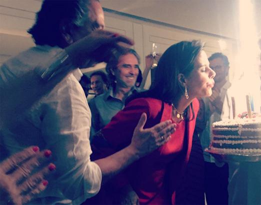 Nestor, Narcisa e o bolo