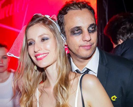 Paola Ludtke e David Zar
