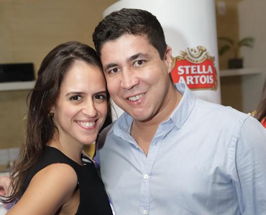 Paula Bezerra de Mello e Diogenes Queiroz