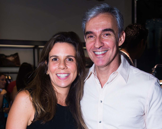 Preta Moyses e Zeca Sá Ferreira