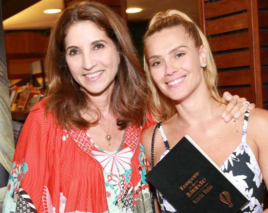 Valeria Vieira e Carolina Dieckmann