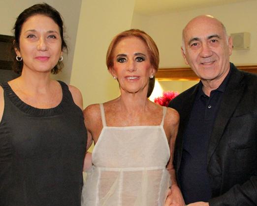 Zizi, Vera Lafer e José Possi