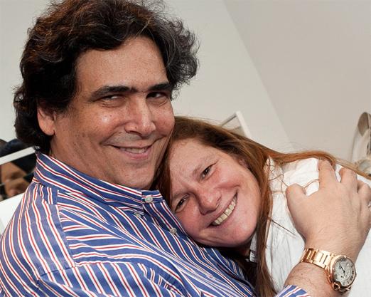 Antonio e Maria Geyer