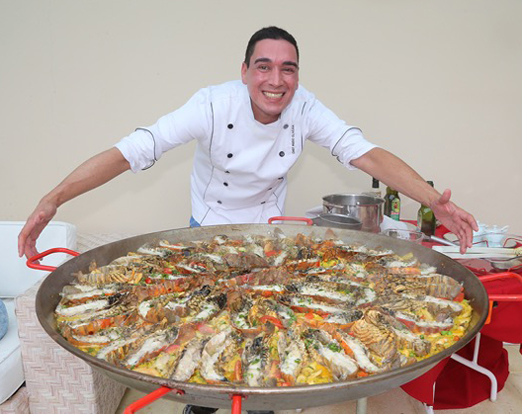 Chef Hugo Oliveira