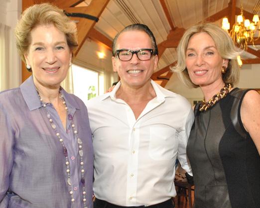 Cookie Richers, Heckel Verri e Sandra Haegler