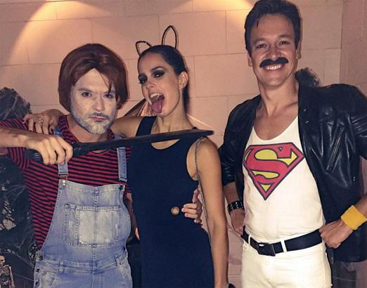Danilo Faro, Vera Viel e Rodrigo Faro