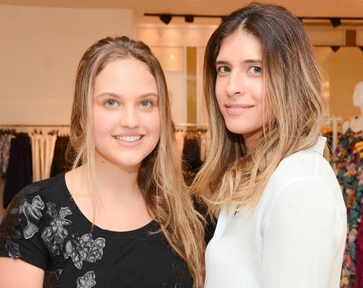 Gabriela Silvarolli e Carla Vasoni
