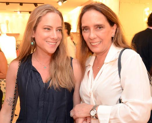 Juliana Della Nina e Cynthia Albuquerque