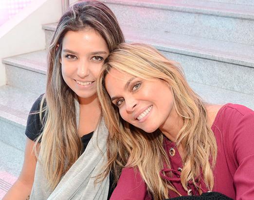 Marcella Diniz Abraão e Fernanda Barbosa