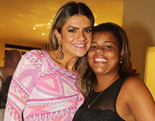 Mirella Santos e Tati Quebra Barraco