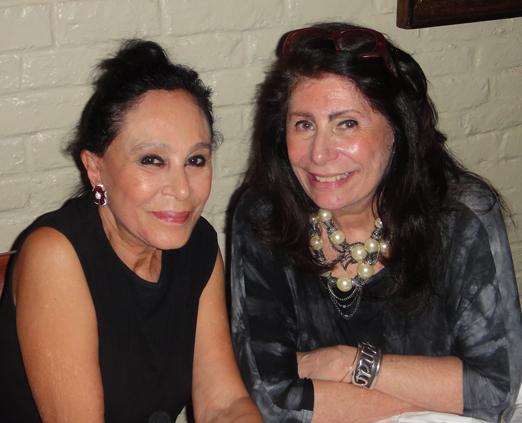 Miriam Gagliardi e Anna Maria Tornaghi