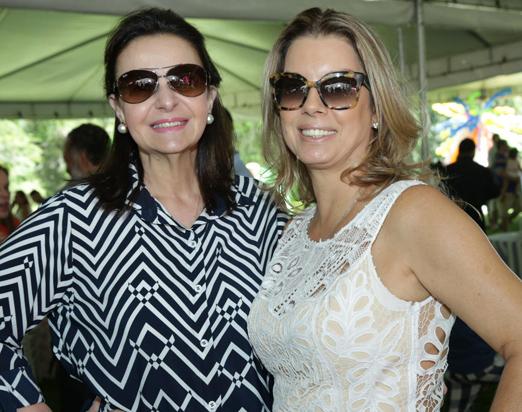 Monica Faria e Tania Pereira