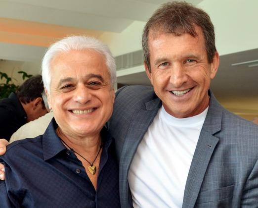 Roberto Medina e Dody Sirena