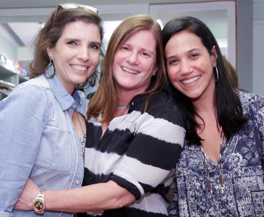 Thereza Langlands, Maria Gayer e Maria Chamma