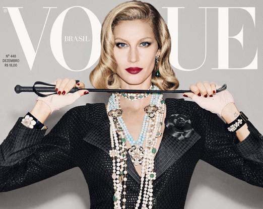 Vogue Brasil de dezembro