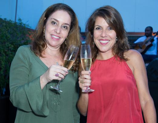 Ana Malta e Andrea Duarte