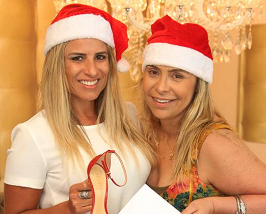 Ana Paula Barbosa e Veronica Berman